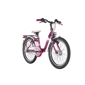 s'cool chiX 20 3-S alloy Purple Matt
